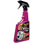 Tyre and rim cleaner