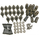 Valve rocker arms and accessories