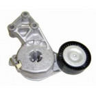 Belt tensioner and pulley